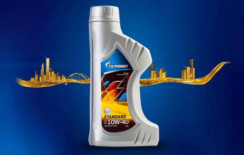 Моторные масла Gazpromneft
