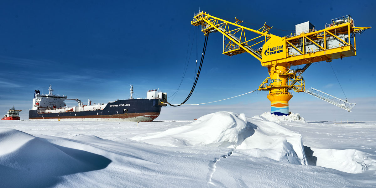 «Время арктики» от «Газпромнефти»