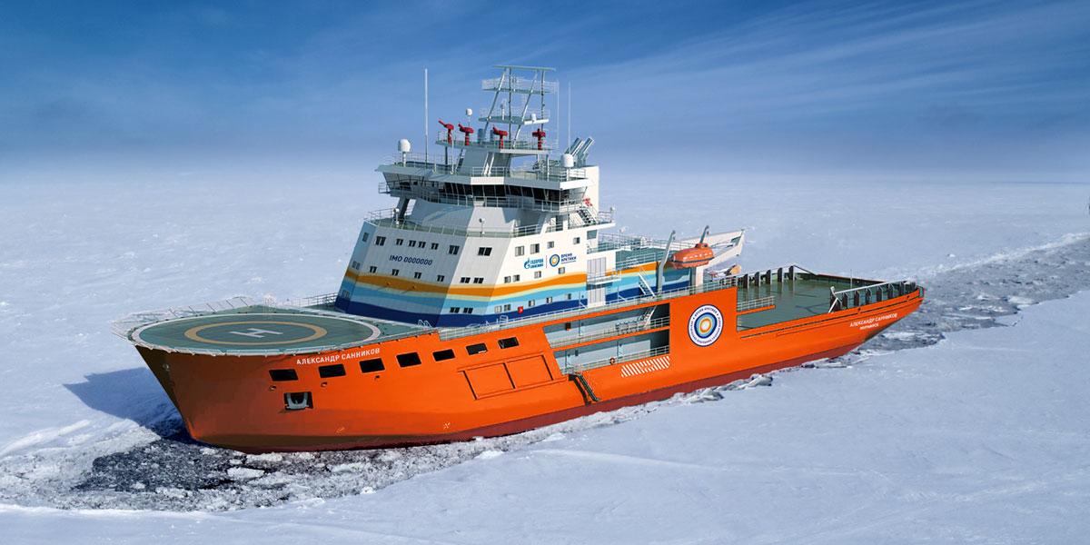 Время Арктики