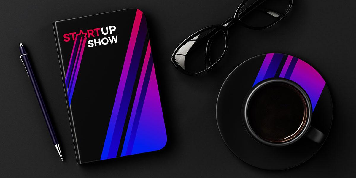 Сувенирная продукция StartUp Show