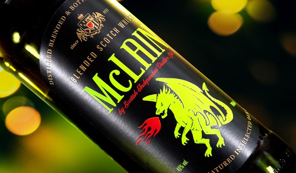 Логотип бренда McLAIN