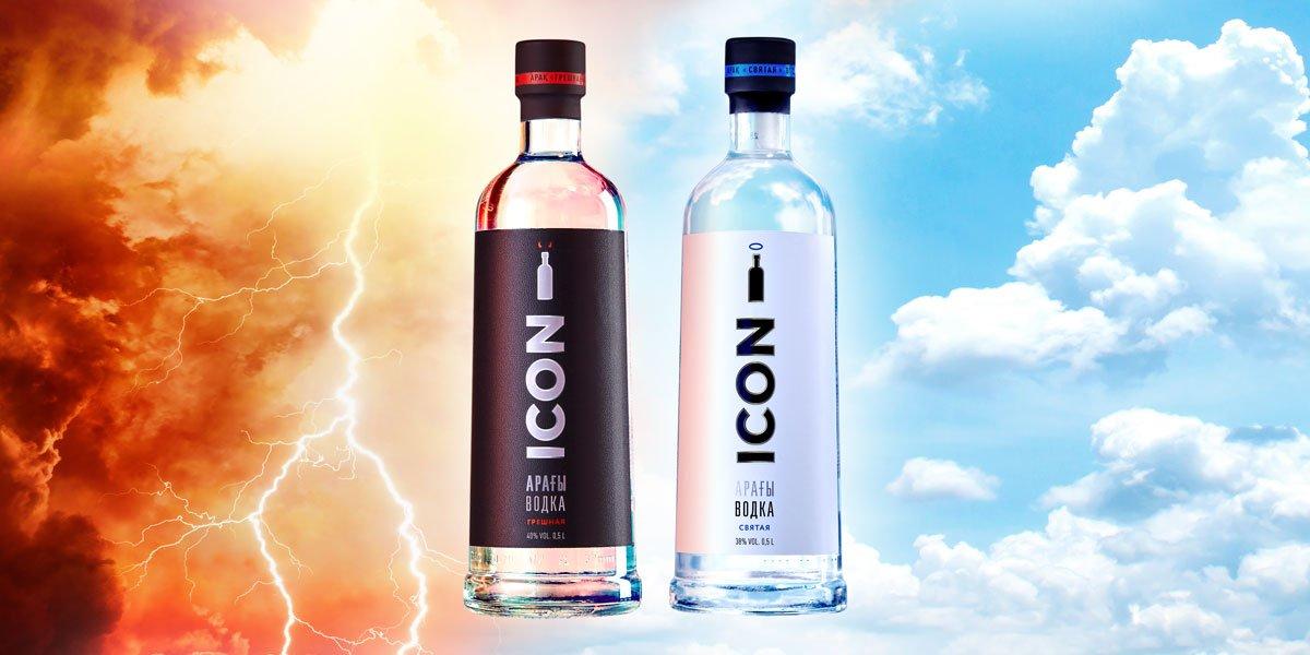 Смысловая концепция бренда ICON