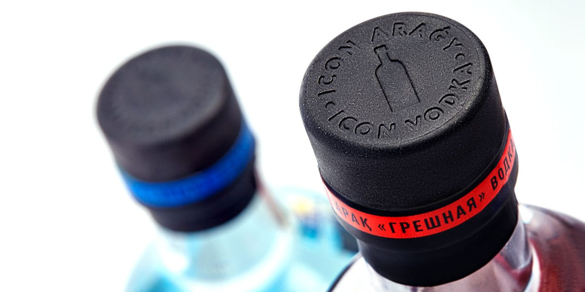 Пробка бутылки ICON