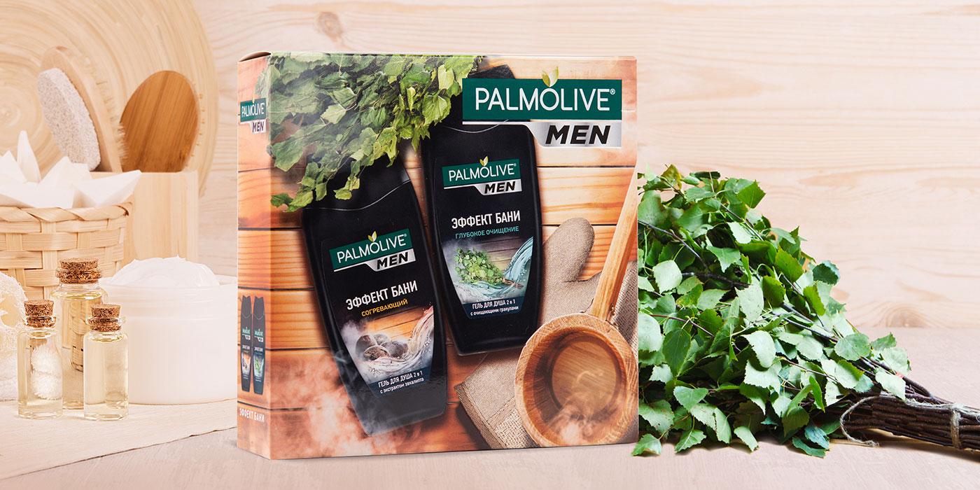 Palmolive для бани