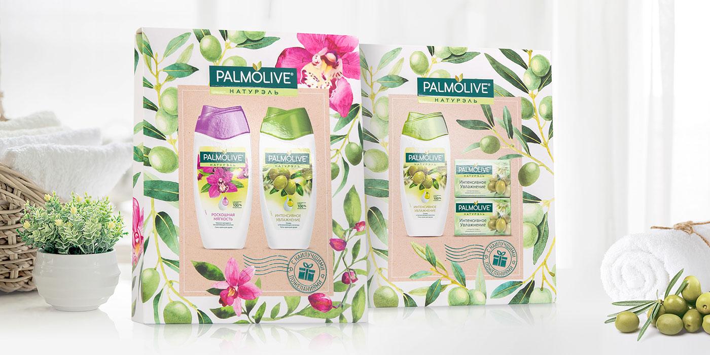 Набор Palmolive