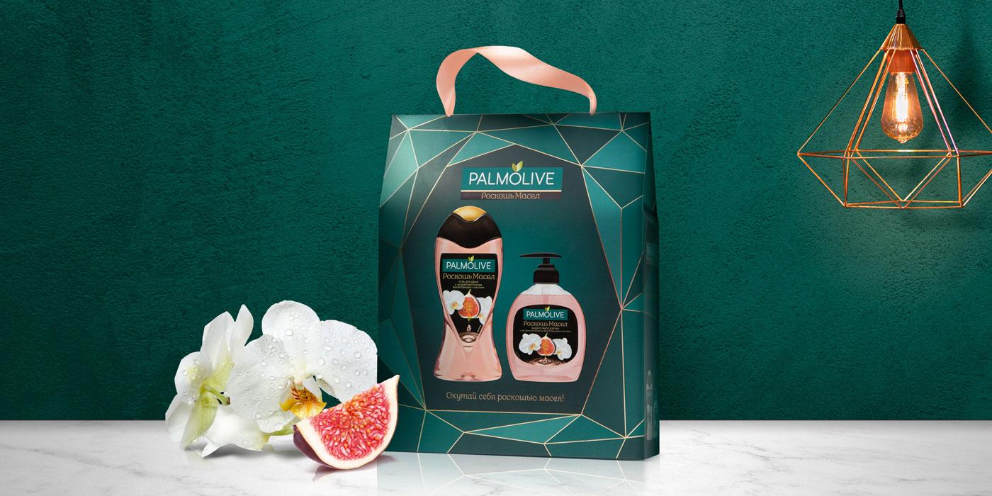 Подарочный пакет Palmolive