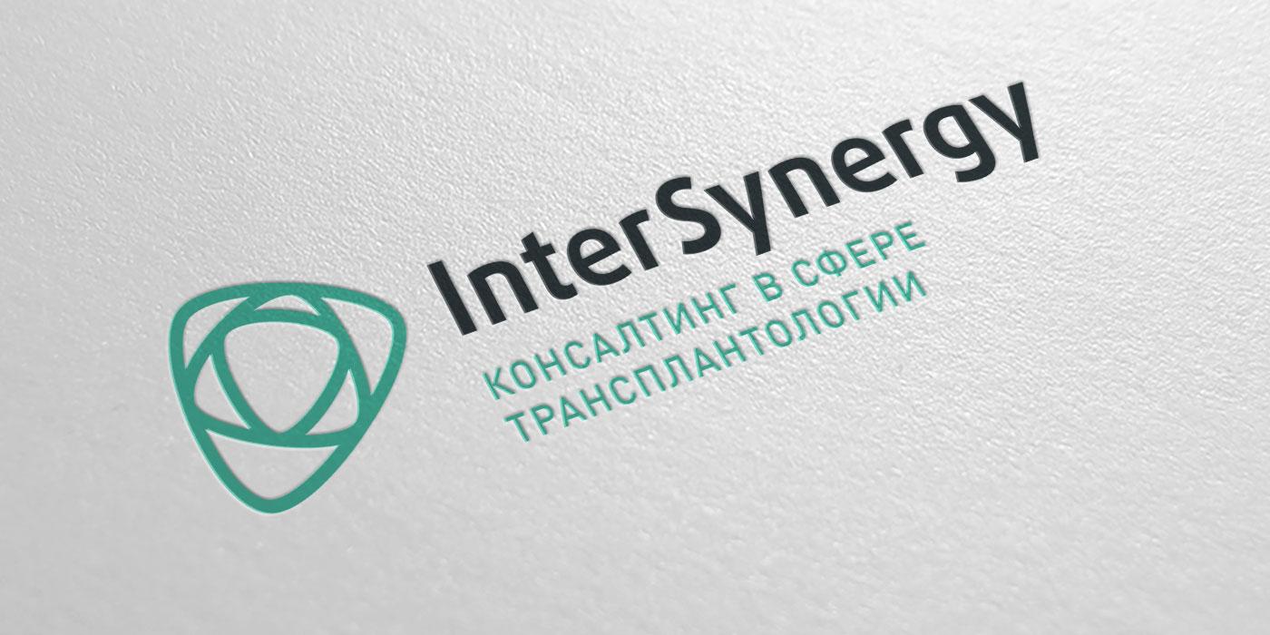 Логотип бренда InterSynergy