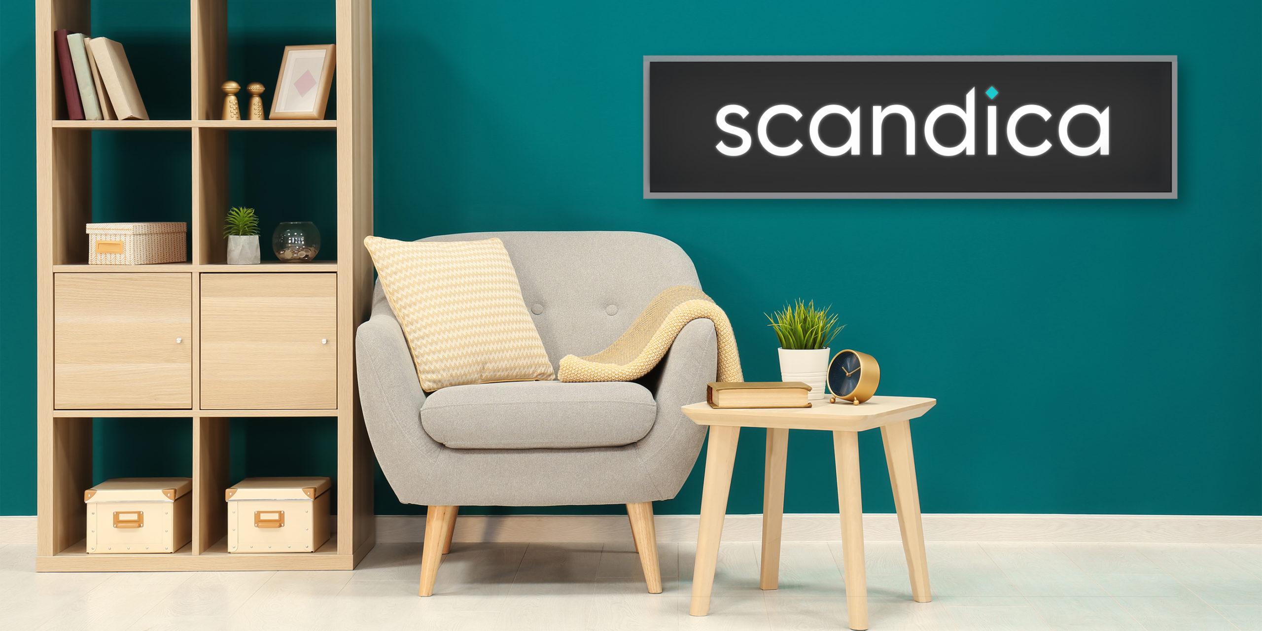 Scandica — мебель в скандинавском стиле