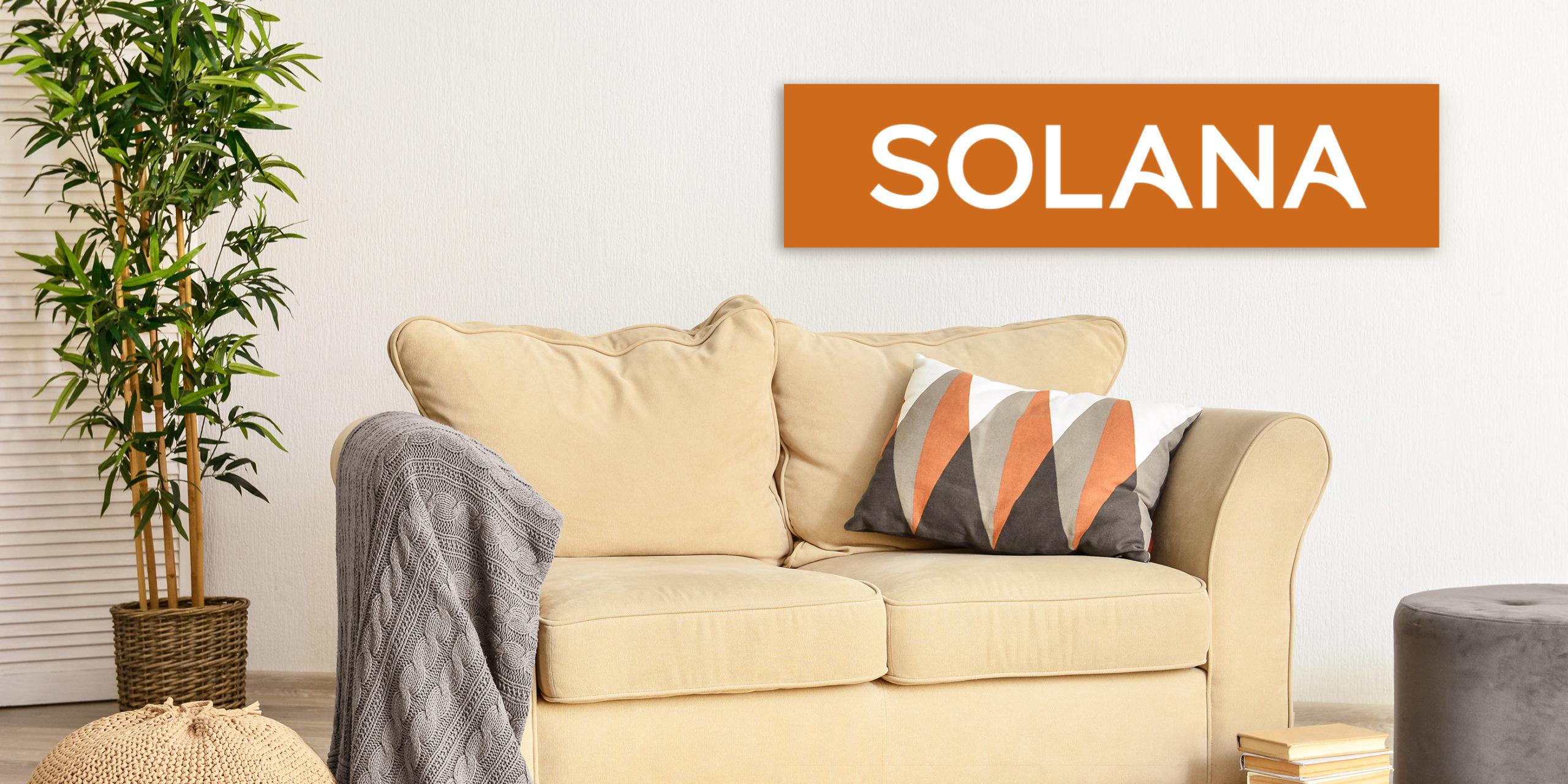 Solana — мебель в еровпейском стиле
